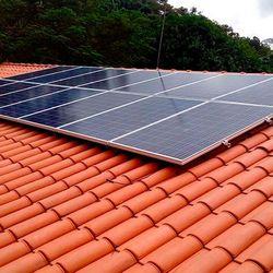 Placa energia solar