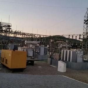 Aluguel de grupo de gerador de energia
