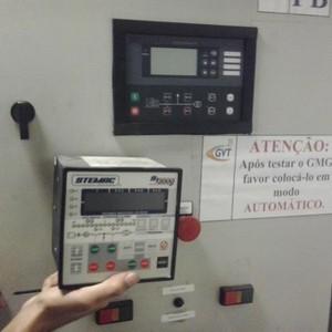 Automação com controladores micro processados deif