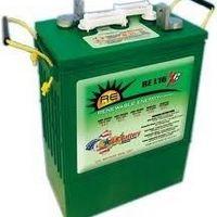 Bateria tracionária para energia eólica e solar