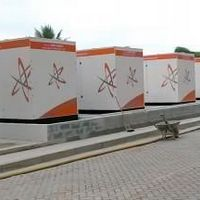 Empresa de geradores de energia SP