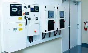 Gerador à diesel industrial