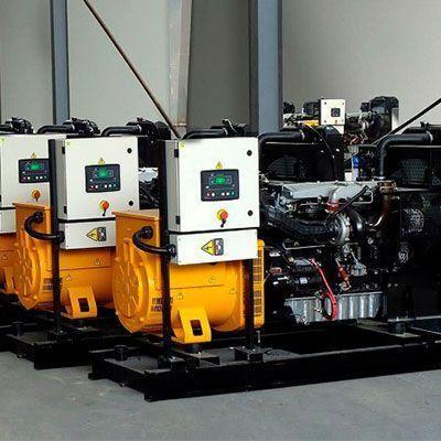 Gerador de energia 150 kva
