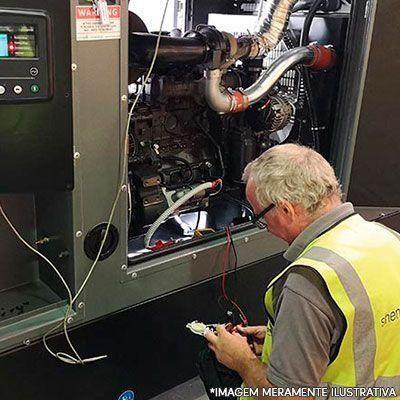 Gerador de energia 400 kva