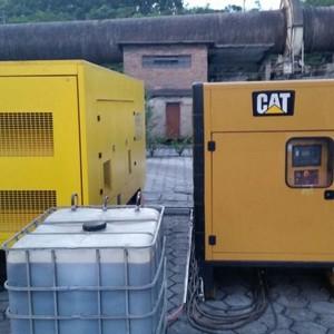 Gerador de energia a diesel locação