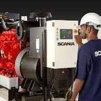 Gerador de energia a diesel silencioso