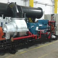 Gerador de energia a vapor