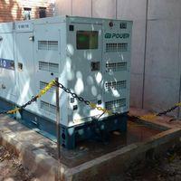 Gerador de energia em 380v