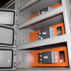 Instalação de geradores a diesel