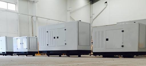 Locação de geradores diesel