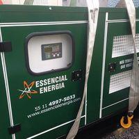 Locação de gerador de energia