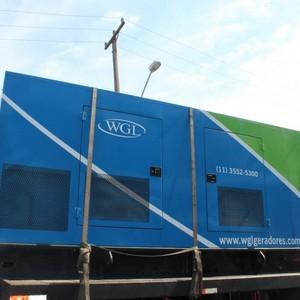 Manutenção preventiva em gerador de energia no RJ
