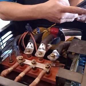 Manutenção preventiva grupo gerador elétrico