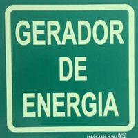Placa para gerador de energia